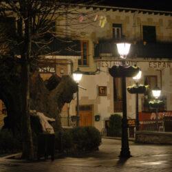 Farolas LED en Miraflores de la Sierra 07