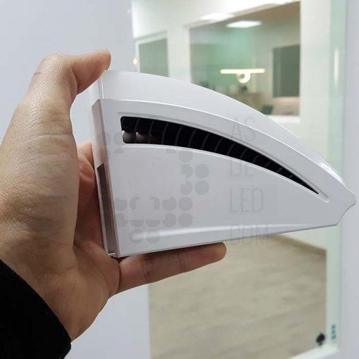 Luminaria LED 'MOON-LED' de 9W - Foto ambientada