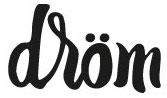 Logotipo drom shop en Madrid