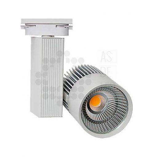 Foco LED para carril de 30W - FOE30EPNA AS de LED