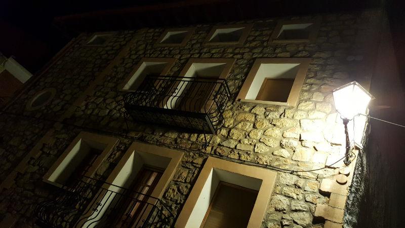 Alumbrado publico LED en Bronchales (Teruel) - Farolas LED