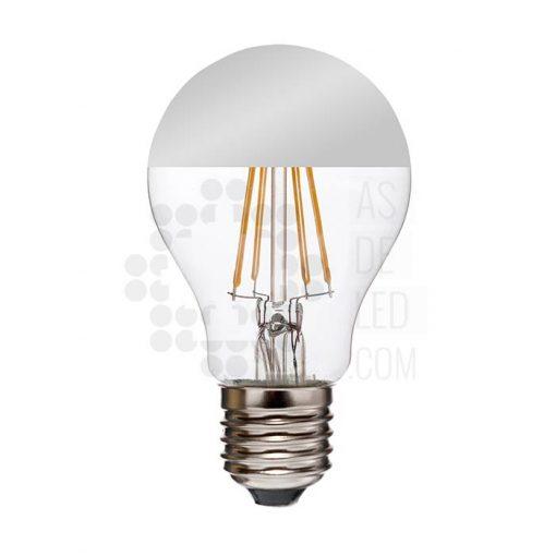 Comprar bombilla filamento LED E27 con reflector