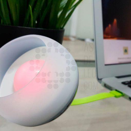 Comprar lampara LED con luz antimosquitos - LED para camping 04
