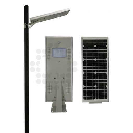 Comprar farola LED solar de 15W y 12V - FAS15EPOS 04