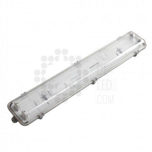Comprar pantalla estanca IP65 para 2 tubos de LED a 230V