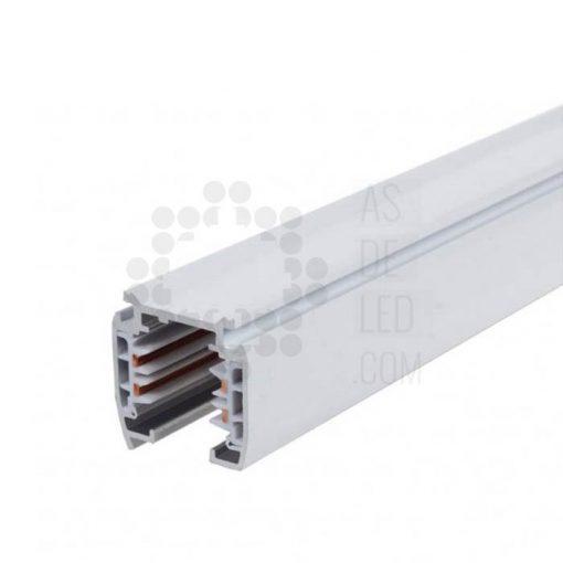 Comprar carril LED trifasico en color blanco o negro - 1 metro o 2 metros