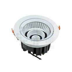 Comprar foco LED empotrable downlight con luz para alimentacion - FOE20STKP 01