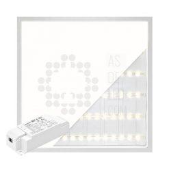 Comprar panel LED 60X60CM y 40W con luz directa a suelo - PL40PH60X60BACK 01