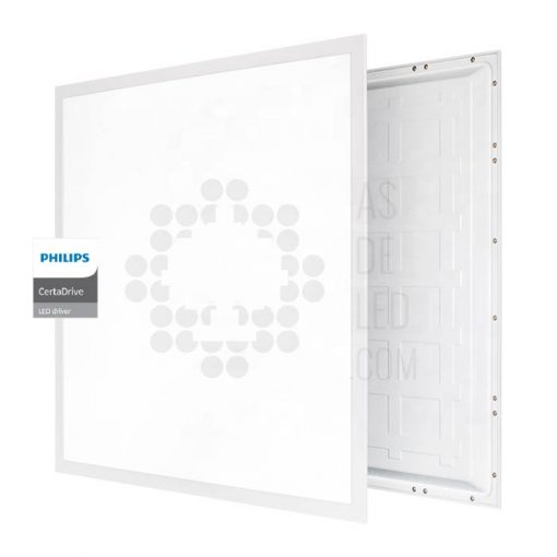 Comprar panel LED 60X60CM y 40W con luz directa a suelo - PL40PH60X60BACK 02