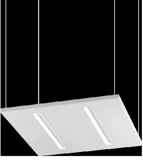 Luminaria LED PERFOR de Matisse LED - Luces LED arte y restauracion 02