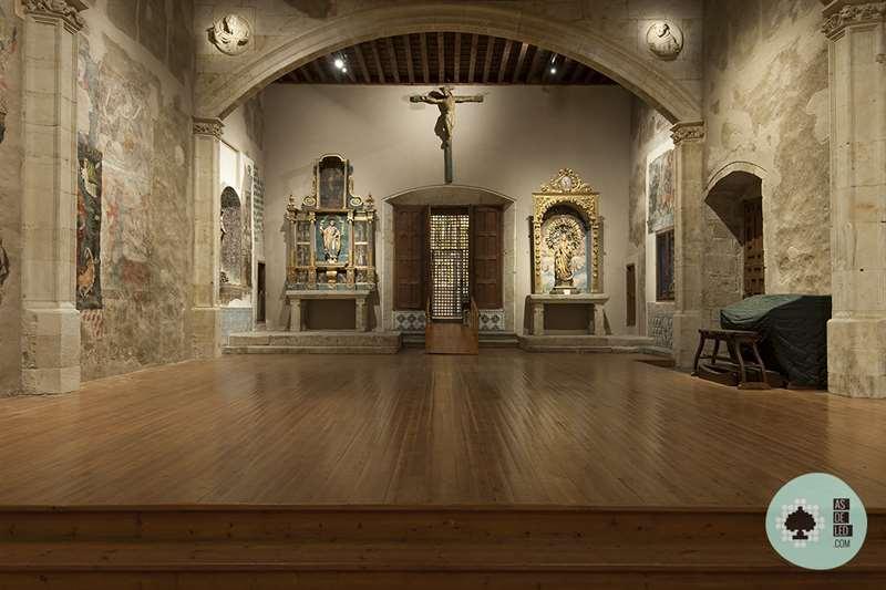 Iluminación LED en Museo Conventual Santa Clara - INTERVENTO 10